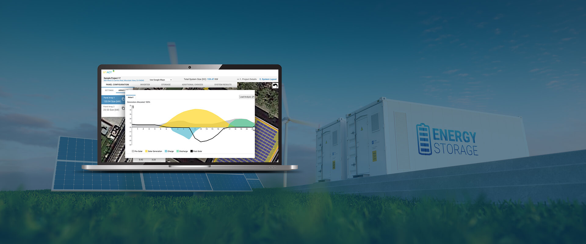 ENACT Systems Solar Design Software